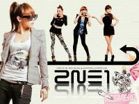 2NE1 - new photoshoot