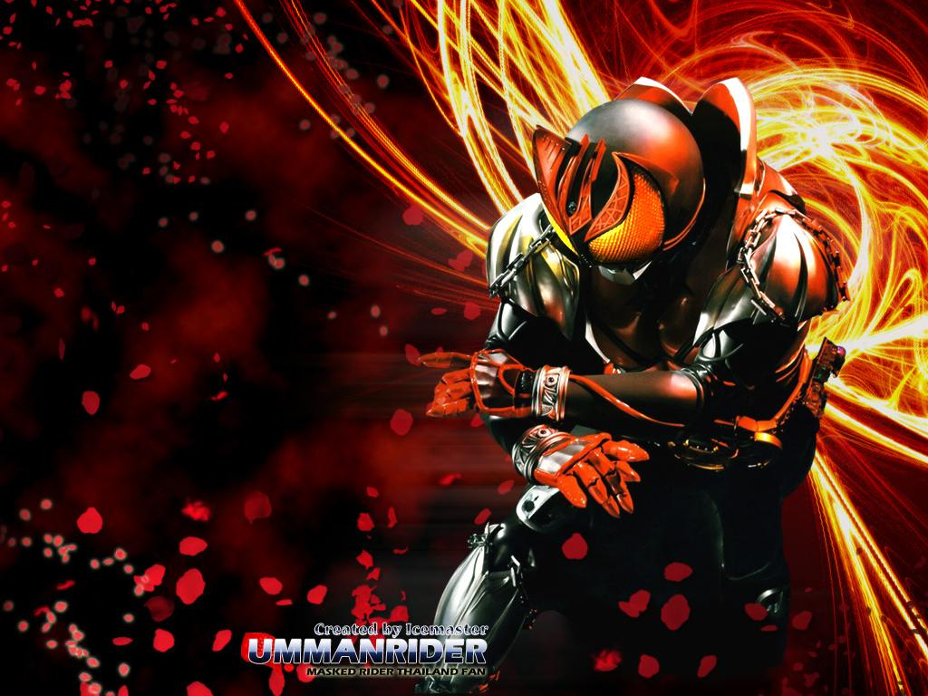 Kamen Rider Kiva Wallpaper