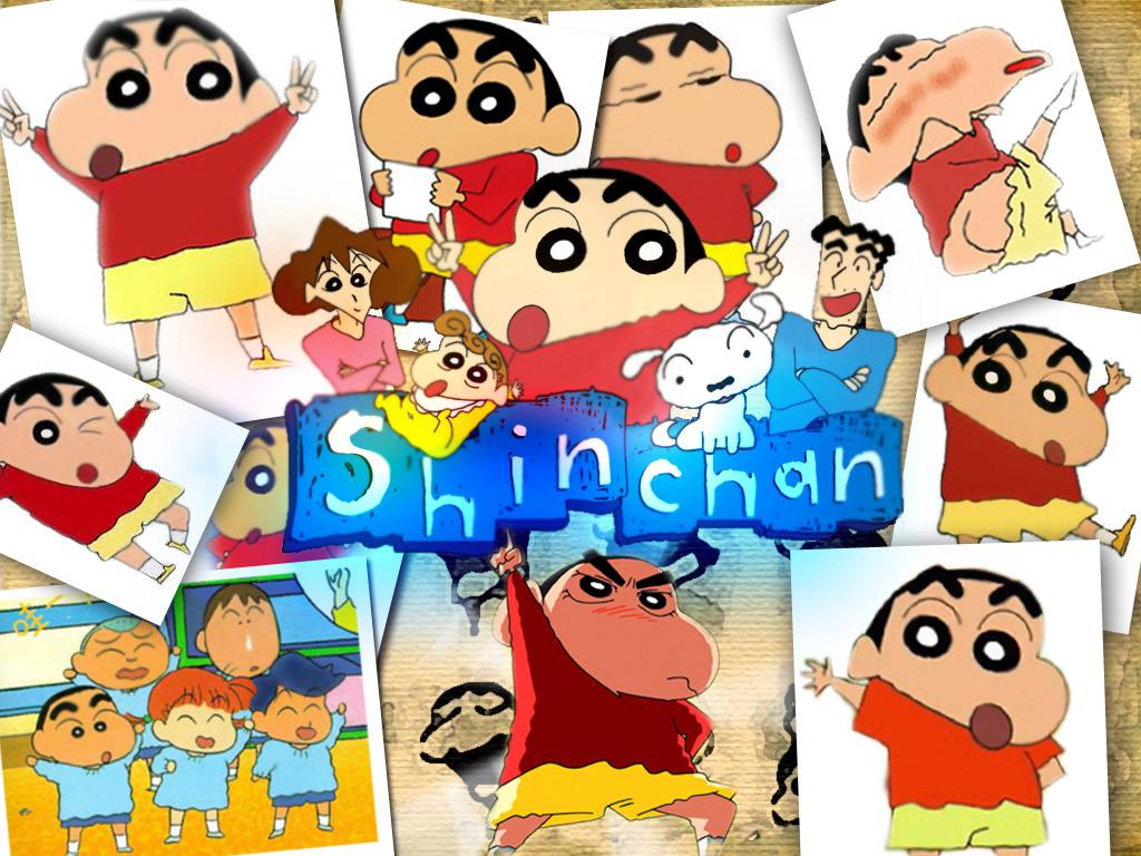 not forget memories : shinchan Wallpaper