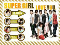 SUPER GIRL :: LOVE YOU.