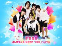 TVXQ Always Keep The Faith [2.1]