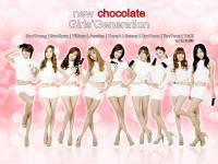 Girls' Generation CYON Chocolate Love Sweetie