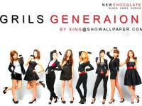 Grils Generation  -  New Chocolate
