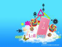 LG LOLLIPOP Graphic