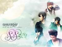 SS501 : Mini Album Rebirth