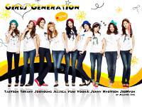 Gilrs' Generation Love Sone