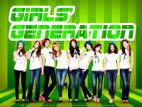 SNSD :: Green Box
