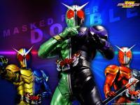 Masked Rider Double w