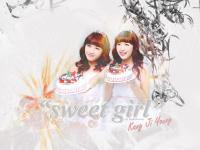 ' Kang JiYoung :: sweet girl