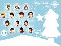 13 Super Junior Merry Christmas