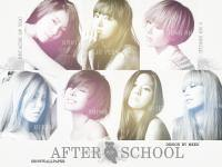 After School : Because of you