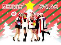 Merry Christmas WITH ... ' Wonder Girls '