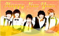 ็Happy New Year with Shinee