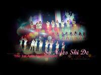 SNSD 'The 1st  Asia Tour Concert'