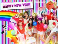 SNSD HAPPY NEW YEAR!!