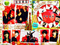 tvxq : Merry christmas &Happy newyear 2010