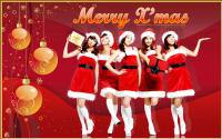 Merry X'mas with Wonder Girl