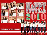 SNSD - HAPPY NEW YEAR 2010 !!  ♥