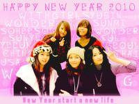 WonderGirls Happy NewYear