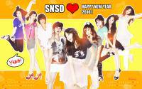 SNSD:: Happy New Year 2010!