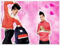 G-Dragon~in Fila