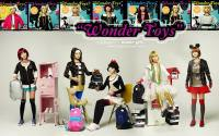 wonder girls : wonder toy