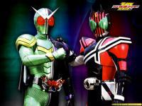 Masked Rider Double w & Decade