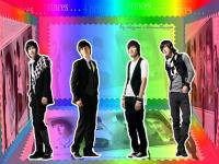 4 prince in rainbow