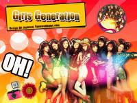 Oh! The 2nd Album SNSD!!