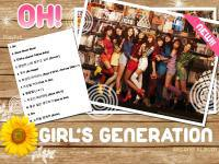 Girl's Generation new album OH!