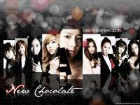 NEW CHOCOLATE SNSD