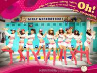 Girls' Generation Oh! 2ECOND ALBUM