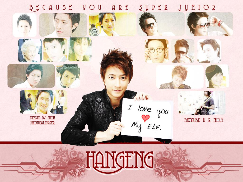 Happy Birthday Hangeng My