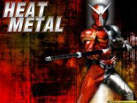 Masked Rider Double w - Heat~Metal