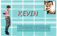 ZE:A kevin