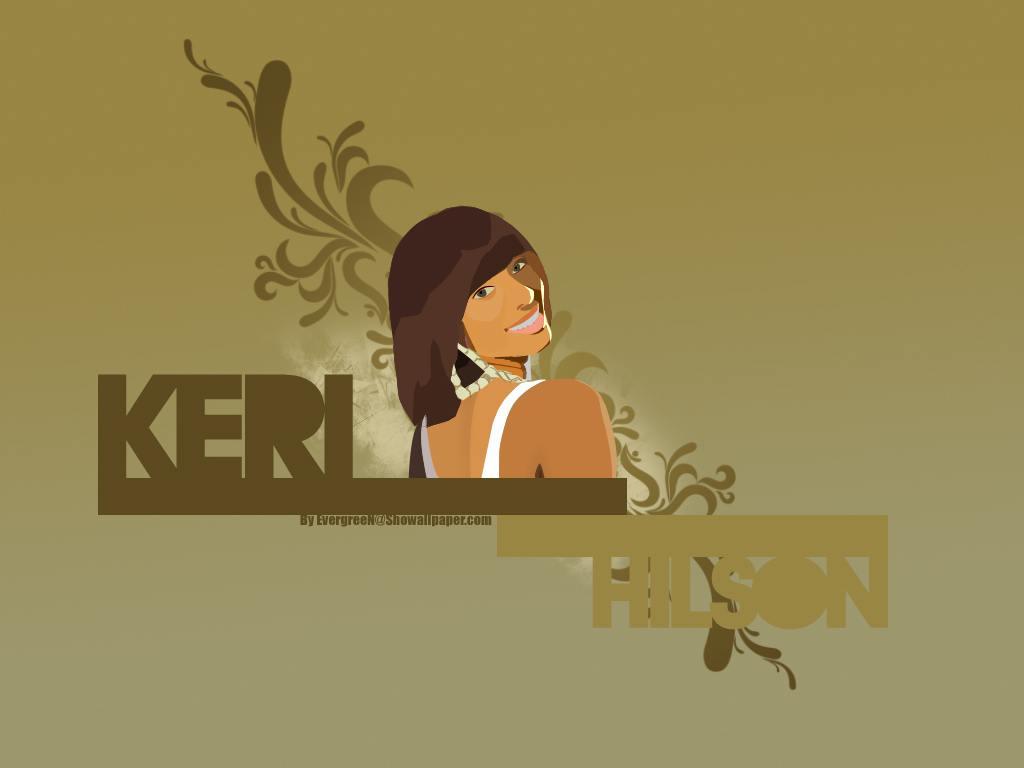 Keri Hilson wallpaper