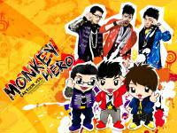 MonkeyHero : Cartoon Ver.