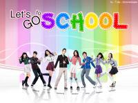 Let's Go to SCHOOL :: snsd ,  2pm [clear version]