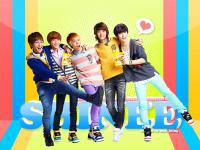 SHINee - Ppusyeo CF ! ♥