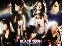 Black Soshi Girls' Generation