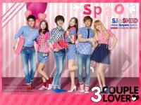 Super Junior & Girls' Generation - Couple SPAO