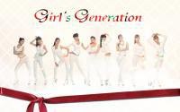 SNSD in White Version