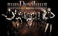Blak Soshi = Run Devil Run