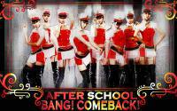 AFTER SCHOOL : BANG! COME BACK!