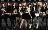 Girls' Generation [Black Soshi Ver.3] widescreen