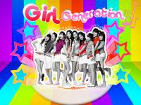 Rainbow Of Girl generation :')