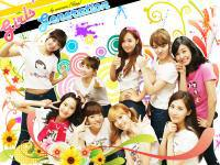 Colorful 1st asia tour concert snsd