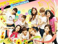 Colorful 1st asia tour concert snsd [V.2]