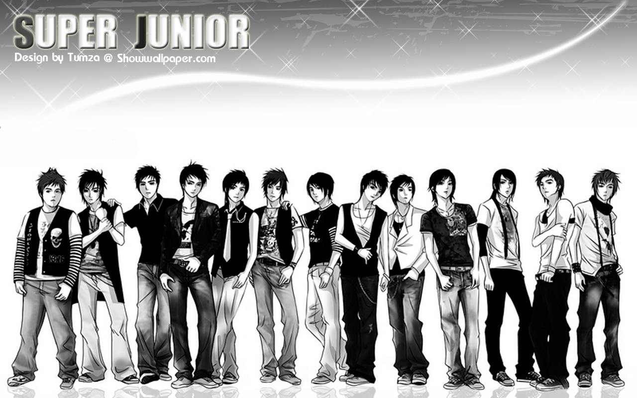 RE: Super Junior Wallpaper39;ları