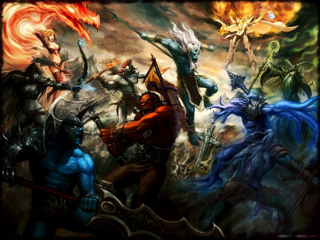 Super & New Wallpapers: Super Amazing Picture : DOTa Cool